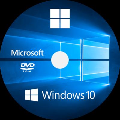 DVD für Windows 10 ( Ohne lizenz )