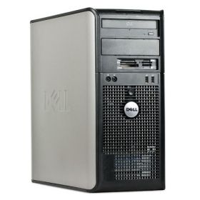 DELL AMD ATH 3500 2x2.2 GHz / 4GB RAM/ 160GB HDD / Windows 7 Pro