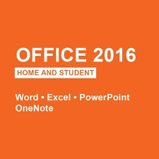 Microsoft Office 2016 Home and Student Edition ESD