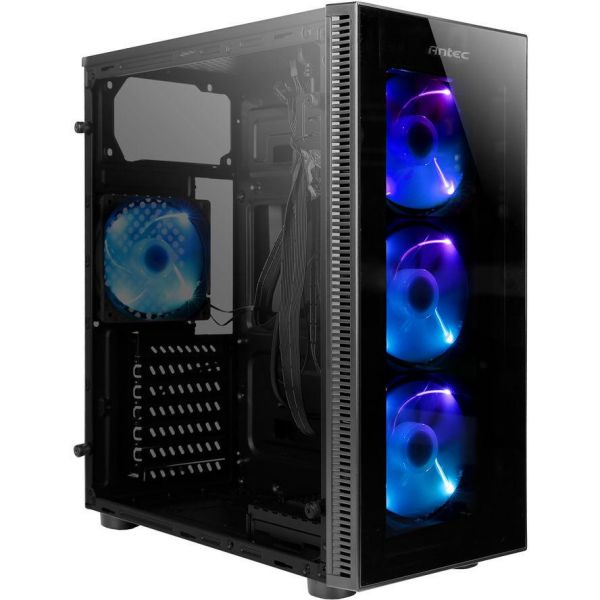Intel PC Core™ i5 4570 4x3.6 GHz | 8GB DDR4 RAM | 256GB SSD | GTX1050 | 600WATT | Win 10 Pro