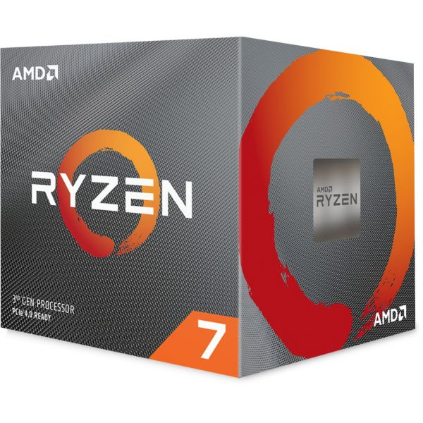 Aufpreis Ryzen 7 3700X (8x4,8Ghz) anstatt Ryzen 5 3600