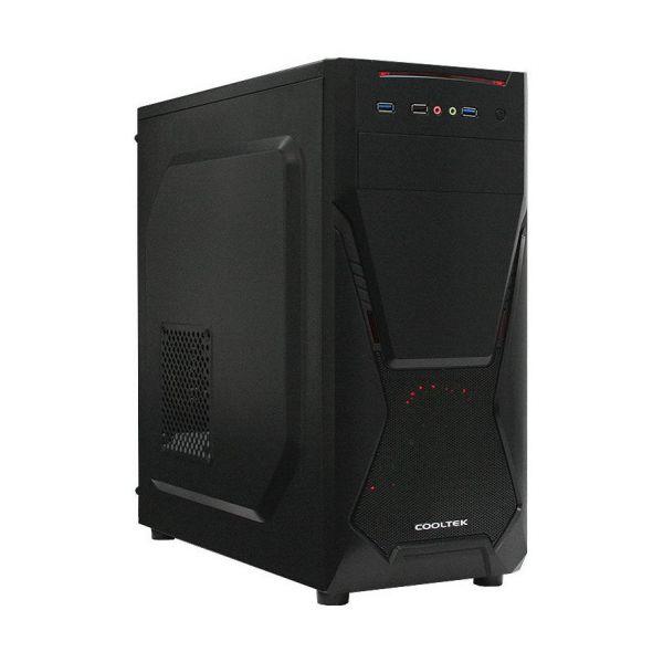 GAMER AMD Ryzen5 2600 6x3.9GHz | 8GB DDR4 RAM | 250GB SSD | 4GB GTX1650 | Win 10 Pro