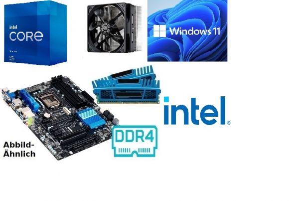 Bundle | Intel Core I5 4570 4x3.6GHz | 8GB DDR3 RAM | Mainboard | Kühler