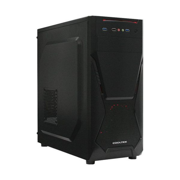 Intel PC Core™ i5 9400F 6x2.9@4.1Ghz| 8GB DDR4 RAM | 250GB SSD | 2GB GF GT1030 DVD RW | 500WATT | Wi